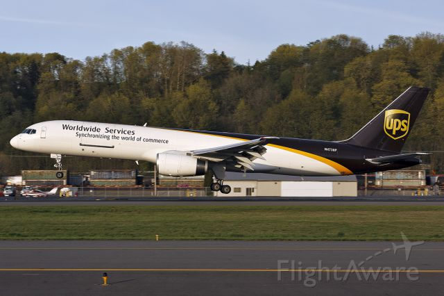 Boeing 757-200 (N473UP)