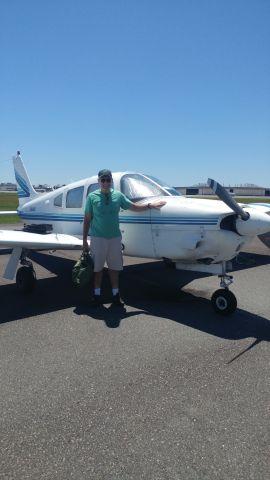 Piper Cherokee Arrow (N44443) - n44443