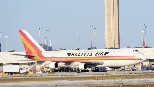 N795CK — - Kalitta Air B747-200F