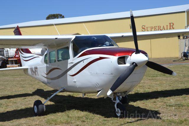 Cessna Centurion (VH-JFT)