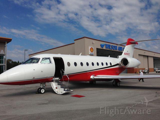 IAI Gulfstream G280 (N280CC)