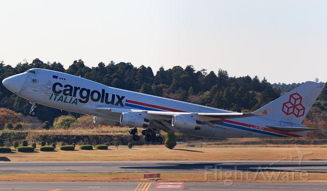Boeing 747-200 (LX-RCV) - Rare plane!