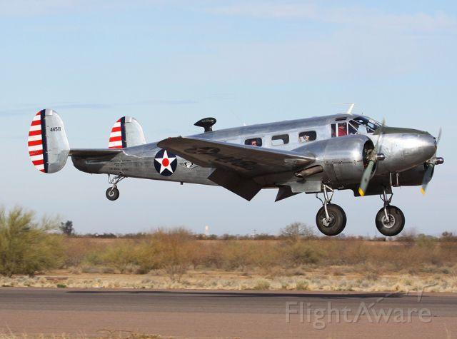 N145AZ — - Coolidge    American Airpower Heritage Flying Museum Inc