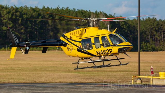Bell 407 (N462P)
