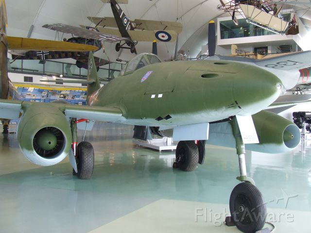 — — - RAF Museum Hendon (London)