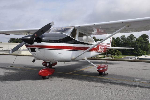 Cessna Skylane (N4RQ) - Taken on the ramp in Gainesville, Georgia, June 17 2013