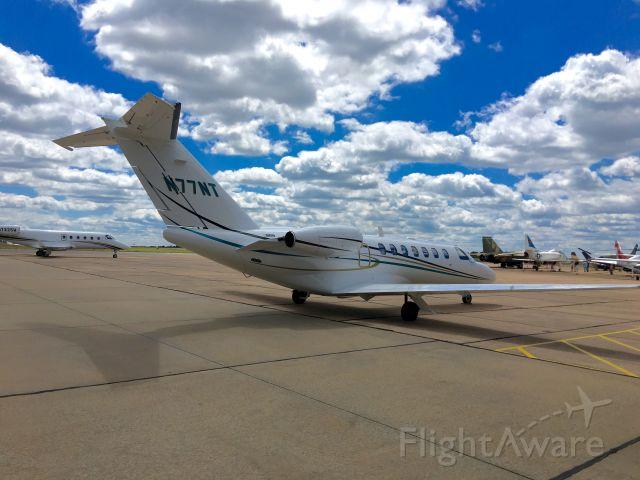Cessna Citation CJ3 (N77NT)