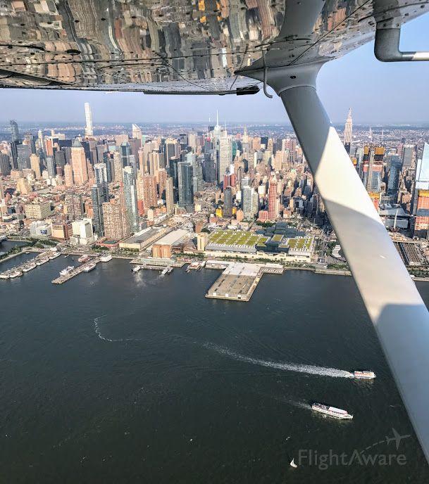 Cessna Skyhawk (N53AA) - Aug 9 2017