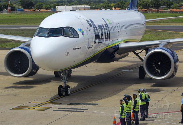 Airbus A320neo (PR-YSC)
