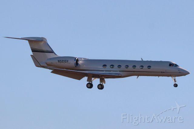 Gulfstream Aerospace Gulfstream V (N521GV)