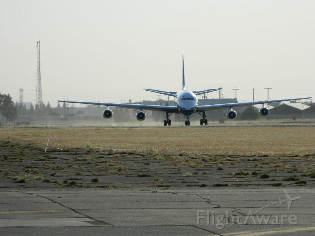 N799AT — - ATN440 just clear of runway 16.