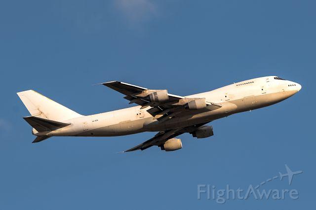 Boeing 747-200 (4L-GEN)