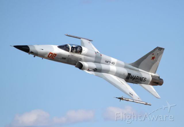 Northrop RF-5 Tigereye (76-1527)
