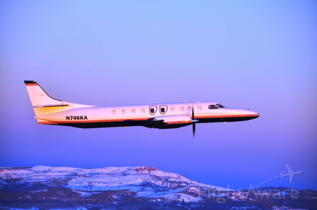 Fairchild Dornier SA-227DC Metro (KCR746)