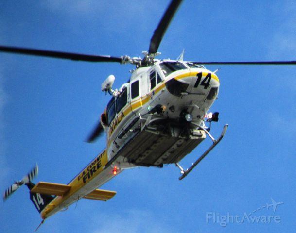 Cessna Chancellor (N14LA) - Landing at Brackett Field.