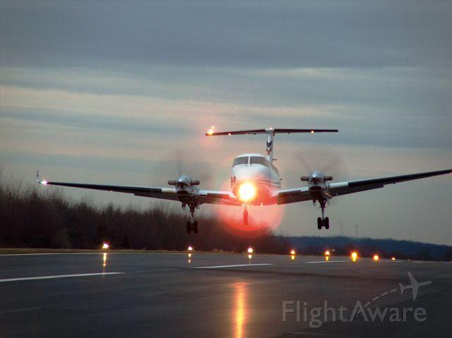 Beechcraft Super King Air 350 (N6165Y)