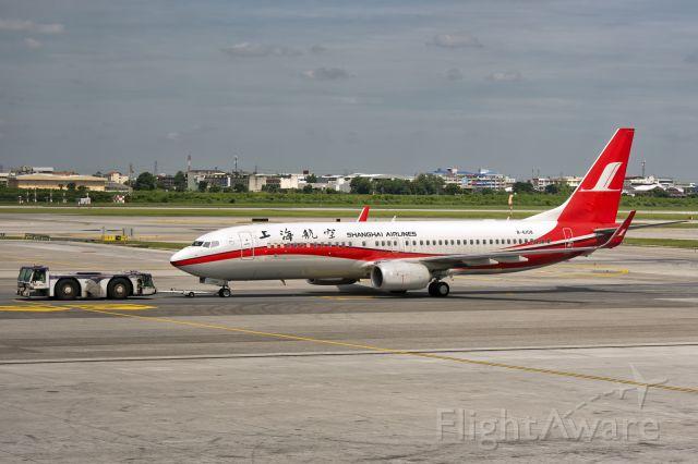 Boeing 737-800 (B-6108) - 16th Sept., 2016
