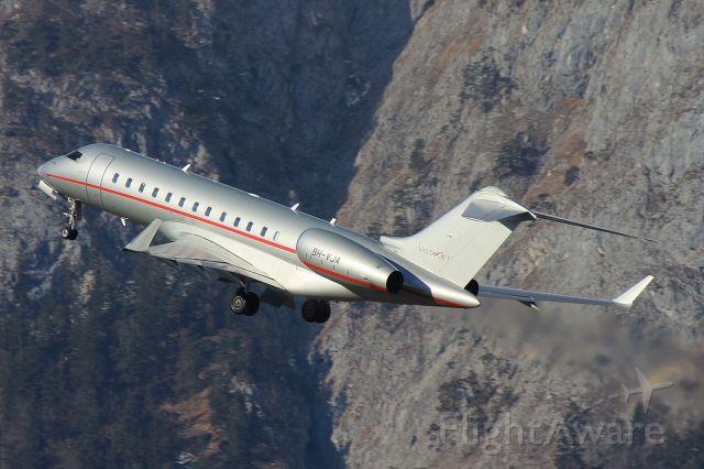 Bombardier Global Express (9H-VJA)