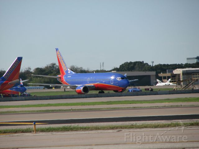 BOEING 737-300 (N691WN) - Southwest flight 1118 arrived from Tampa, FL