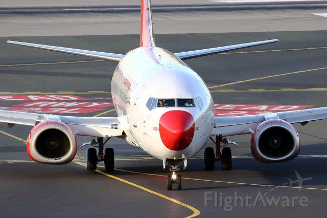 BOEING 737-400 (ZA-ALB)