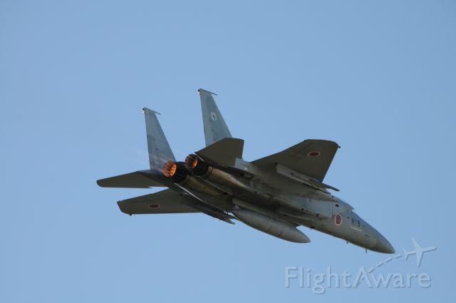 McDonnell Douglas F-15 Eagle (32-8819) - Nov.03.2016br /JASDF Iruma Air Base Festival br /Afterburner was gone after 0.5 seconds! !