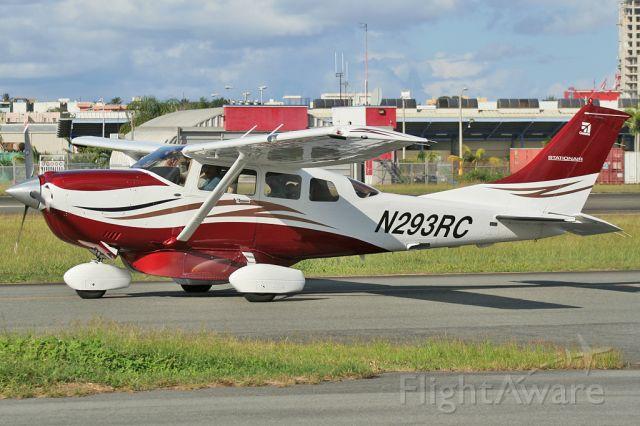 Cessna 206 Stationair (N293RC) - Félix Bahamonde - PR Planespotters