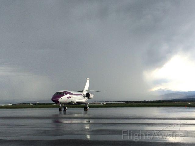 Dassault Falcon 2000 (N377AG)