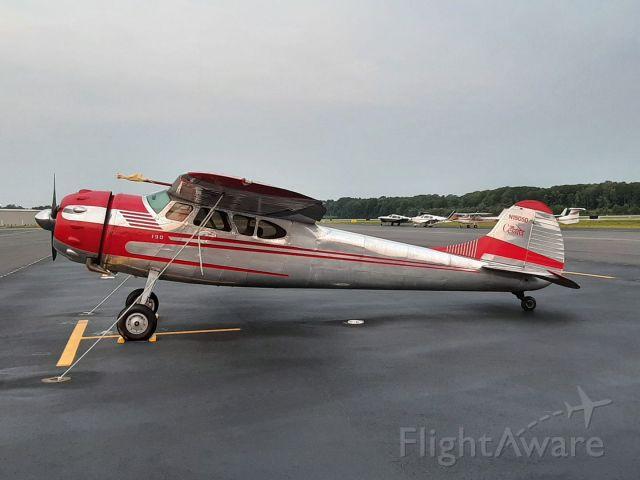 Cessna 190 (N1505D)