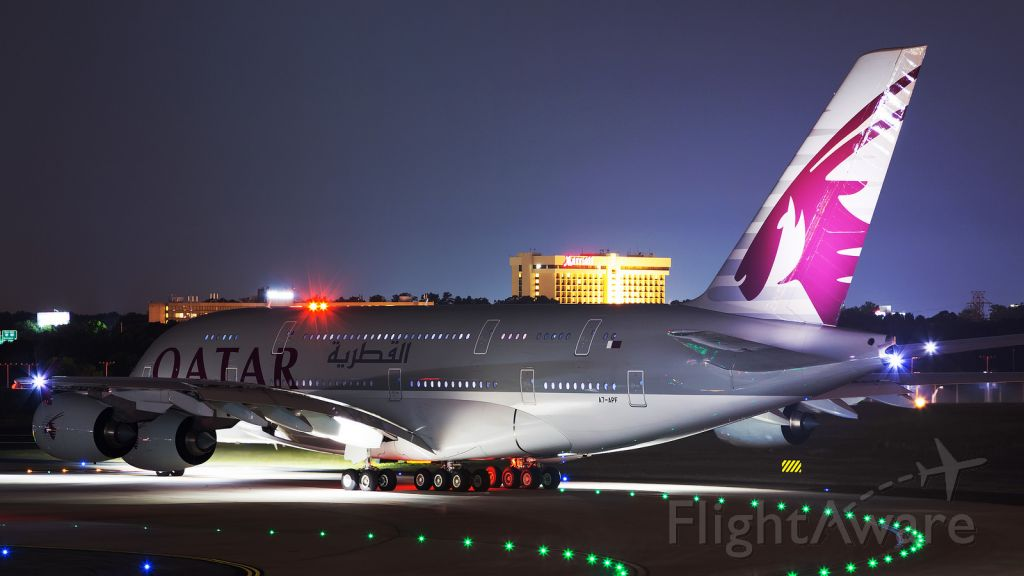 Airbus A380-800 (A7-APF)
