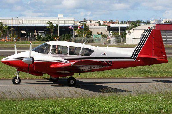 Piper Apache (N1153P)