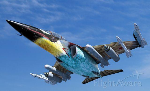 — — - Yak-130