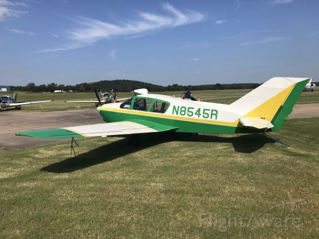 BELLANCA Viking (N8545R) - September 14, 2019 Bartlesville Municipal Airport OK - Bellanca Fly-in. This is really a Bellanca 14-19-3 better known as a 260 Viking.