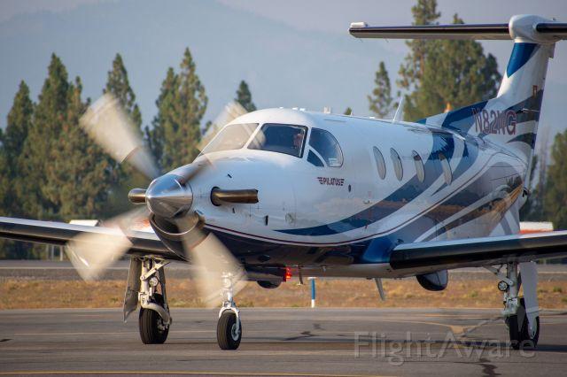 Pilatus PC-12 (N82NG) - XSN82
