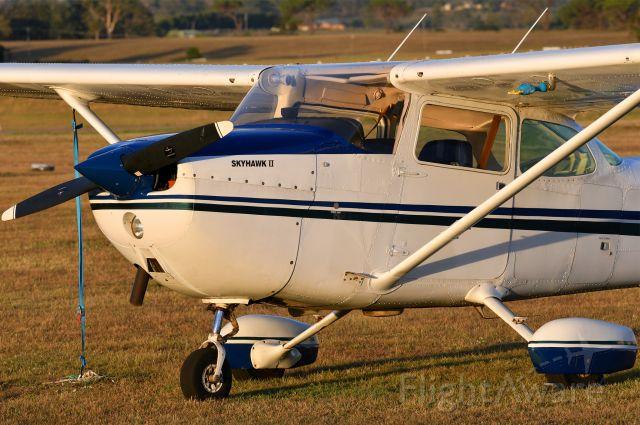 Cessna Skyhawk (VH-XVX) - 1978 Cessna C172N.