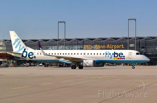 Embraer ERJ-190 (G-FBEL)