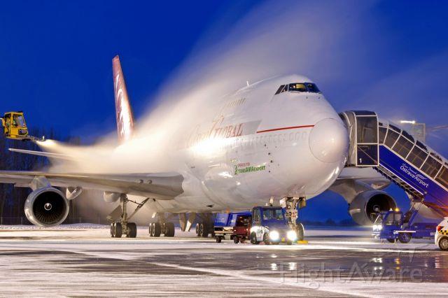 Boeing 747-400 (OM-ACG)