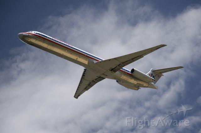 McDonnell Douglas MD-83 (N961TW) - N961TW  MD-83  AAL  KDCA
