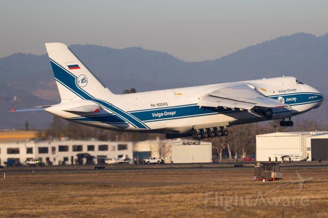 Antonov An-124 Ruslan (RA-82043)