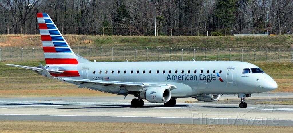Embraer ERJ 175 (N129HQ) - 2/11/17