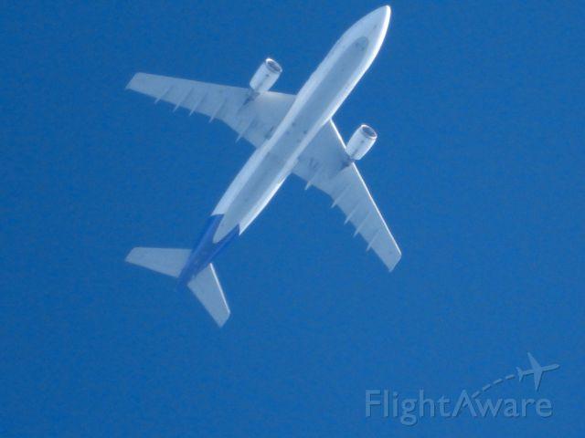 Airbus A300F4-600 (N659FE) - FDX380