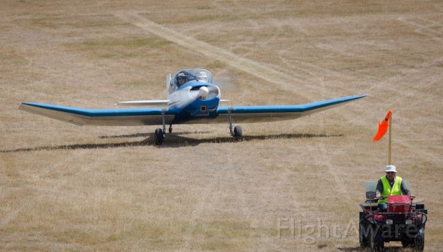 WASSMER Paris-Nice (ZK-RSB) - Arriving for the 2021 Great Plains Fly-In.