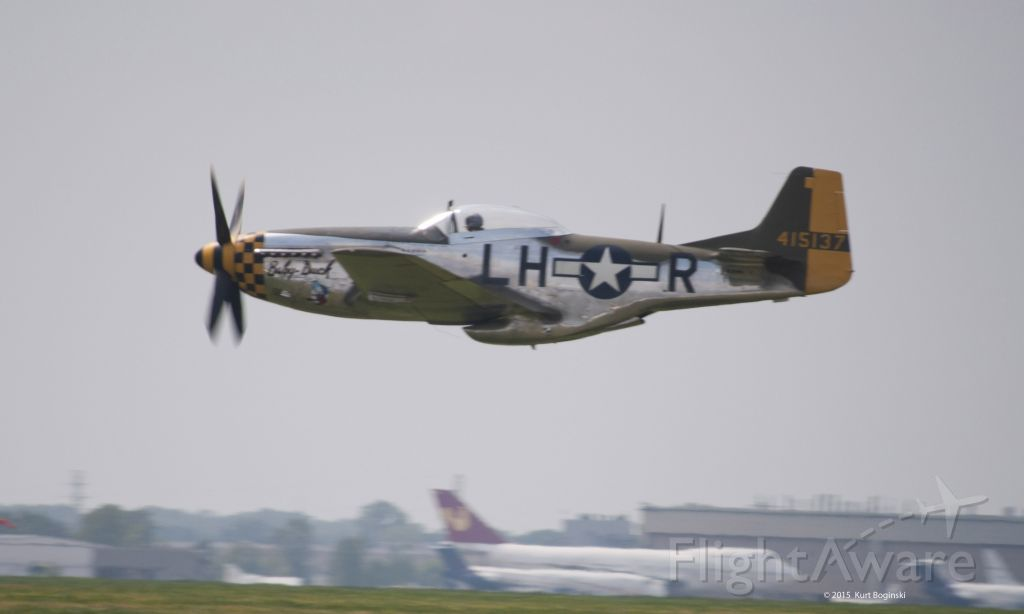 North American P-51 Mustang — - Sadly, we lost this outstanding P51 on July 16, 2017. This photo was taken 8/30/2016. RIP to the pilot and passenger.