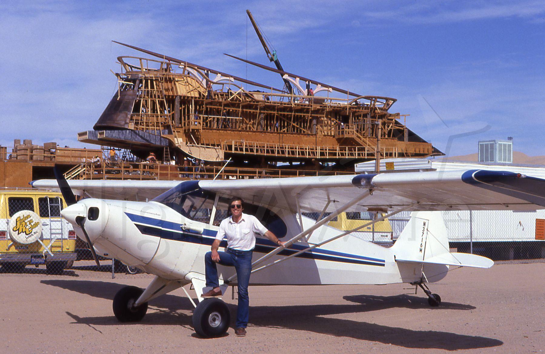Piper PA-12 Super Cruiser (N3716M) - APR-82 Imperial Sand Dunes CA