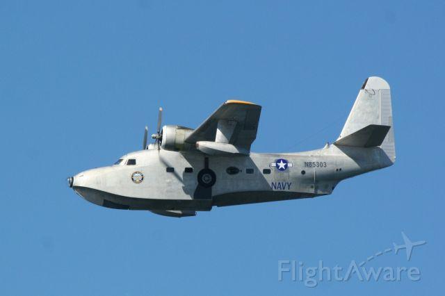 — — - Grumann Albatros  100 Yrs. Naval Av.  San Diego, CA