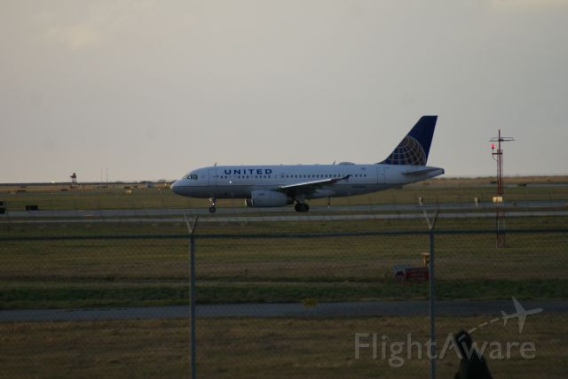 Airbus A319 (N890UA) - United Flight UA298 ready for departure from YVR to ORD