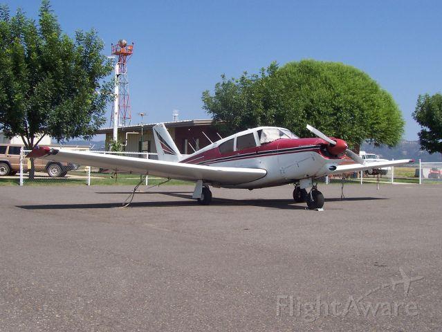 Piper PA-24 Comanche —