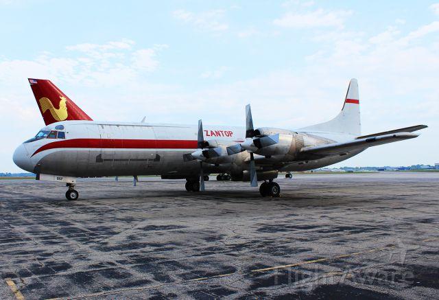 Lockheed L-188 Electra (N286F)