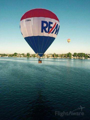 Unknown/Generic Balloon (C-GBIQ) - CGBIQ Lindstrand Balloon C Type.