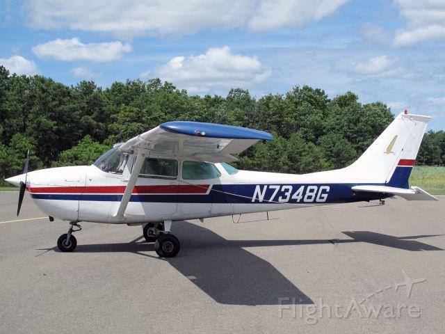 Cessna Skyhawk (N7348G)