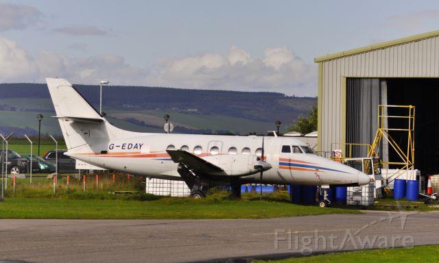 British Aerospace Jetstream 31 (G-EDAY) - Highland Airways British-Aerospace Jetstream 3100 G-EDAY in Inverness, Scotland